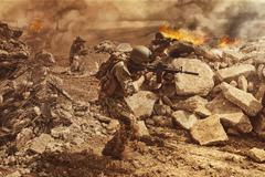 Navy SEAL Team Kuvituskuvat