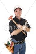 Competent Handyman Stock Photos