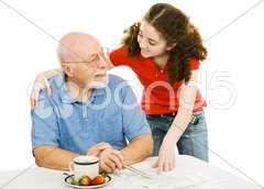 Generation Cooperation Stock Photos