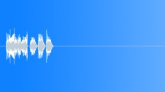 Button Rolling Plasma Sound Effect