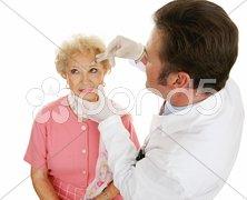 Cosmetic Facial Rejuvenation Stock Photos