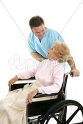 Patient Care Stock Photos