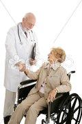 Successful Medical Treatment Stock Photos
