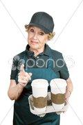 Senior Worker - Confrontation Stock Photos