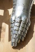 Armor glove, Toledo, Spain Stock Photos