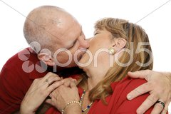 Passion in Marriage Stock Photos