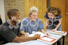 Adult Ed - Diversity Stock Photos