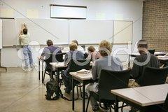 Adult Education - Calculus Stock Photos