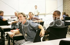 Adult Education Class Stock Photos