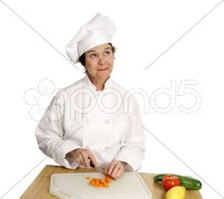Chef Series - Imagination Stock Photos