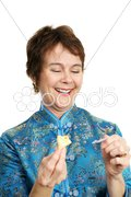 Fortune Cookie - Funny Stock Photos