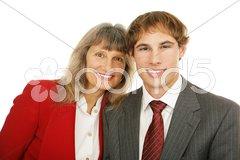 Business Mentoring Stock Photos