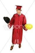 Graduation Decisions Stock Photos