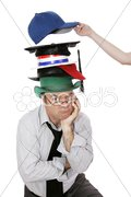 One More Aggravation Stock Photos