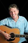 Acoustic Jamming Stock Photos