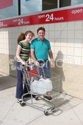 Hurricane Preparedness - Shopping Kuvituskuvat