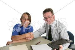 Bridging the Gap Stock Photos