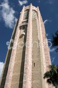Bok Tower Florida Landmark Stock Photos