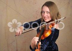 Classical Violinist 2 Kuvituskuvat