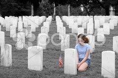 Honoring The Fallen SC Stock Photos