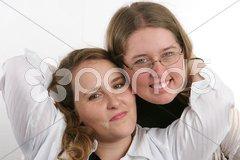 Female Couple Stock Photos
