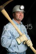 Coal Miner - Friendly Stock Photos