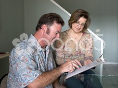 Filling Out Forms Stock Photos