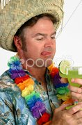 Margarita Man - Thirsty Stock Photos