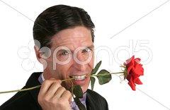 Romantic Lover Stock Photos