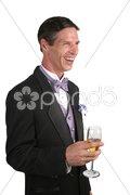 Amusing Party Story Stock Photos