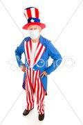 Epidemic - Uncle Sam Stock Photos