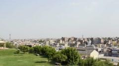 View of Multan city in Pakistan. Stock Footage