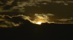 Close Up Heavenly Sun Rise Sunrise Time Lapse timelapse closeup 4k Arkistovideo