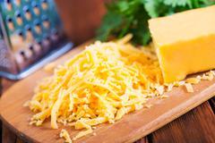 Cheddar cheese Stock Photos