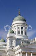 Helsinki Cathedral Stock Photos