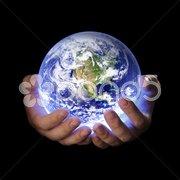 Our planet Stock Photos