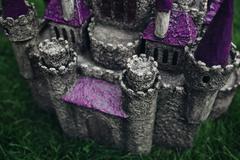 Beautiful handmade castle Kuvituskuvat