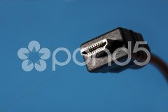 HDMI connector Stock Photos