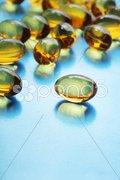 Gel capsules Kuvituskuvat