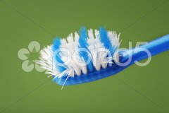 Time for a new toothbrush Stock Photos