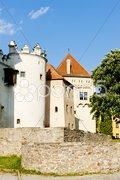 Kezmarok Castle, Slovakia Stock Photos