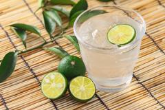 Citrus Fruit drink Stock Photos