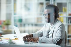 Successful African-American Businessman Stock Photos