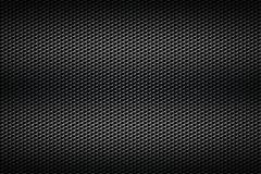 Black chrome grille. metal background. Stock Illustration