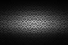 Black chrome metallic mesh. metal background and texture. Stock Illustration