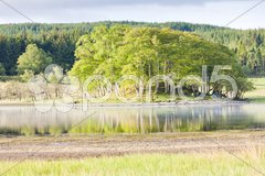 Loch Awe, Highlands, Scotland Stock Photos