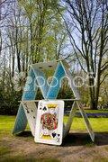 Keukenhof Gardens, Lisse, Netherlands Stock Photos