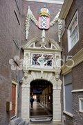 Museum of History (Amsterdams Historisch Museum), Amsterdam, Netherlands Stock Photos