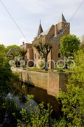 Slot Haamstede, Zeeland, Netherlands Stock Photos