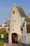 Zierikzee, Zeeland, Netherlands Stock Photos